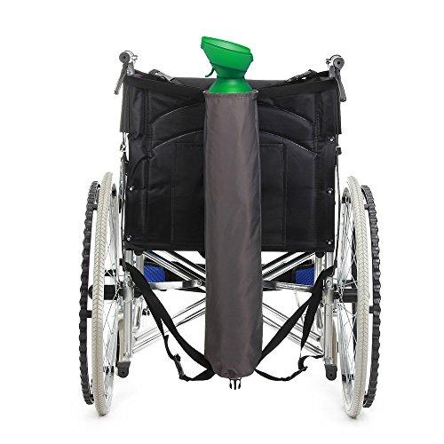 Oxygen Backpack Holder Carrier Bag Oxygen Tank Bottle Cylinder Carrying Bag for Wheelchair,Walker - Carrier Tank Oxygen