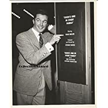 Dean MIller CBS There's One In Every Family - 8 x 10 inch Vintage Promo Photo 60+ years old