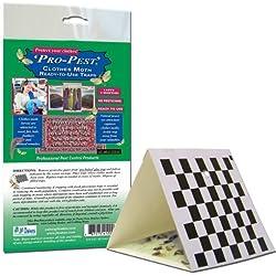 Pro-pest Clothes Moth Trap 3 Packs (6 Traps) Garden, Lawn, Supply, Maintenance