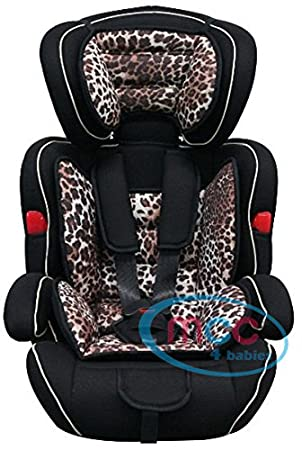 Mcc 3in1 Convertible Baby Child Car Safety Booster Seat Group 1 2 3 9