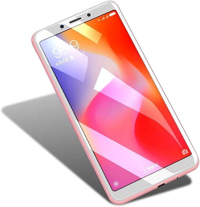 YUANSJZ - Protector de Pantalla de Cristal Templado para Xiaomi ...