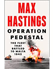 Operation Pedestal: A Times Book of the Year 2021