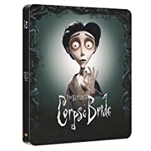 The Corpse Bride - Limited Edition Steelbook