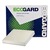 ECOGARD XC10332C Cabin Air Filter with Activated Carbon Odor Eliminator - Premium Replacement Fits Toyota RAV4 / Scion tC, xB / Toyota Echo / Scion xA