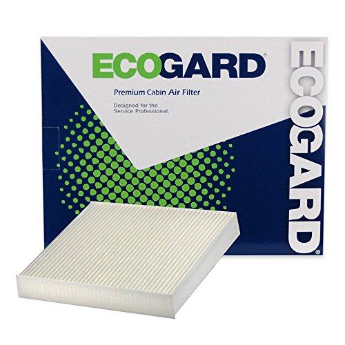 ECOGARD XC10332C Cabin Air Filter with Activated Carbon Odor Eliminator - Premium Replacement Fits Toyota RAV4 / Scion tC, xB / Toyota Echo / Scion xA