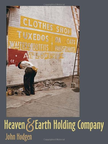Heaven & Earth Holding Company (Pitt Poetry Series)