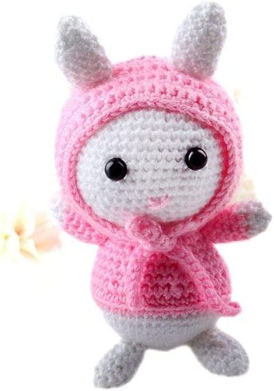 Happyamigurumi: Amigurumi pink rabbit/lapin rose! - crocheted gifts/  cadeaux crochet | 564x402