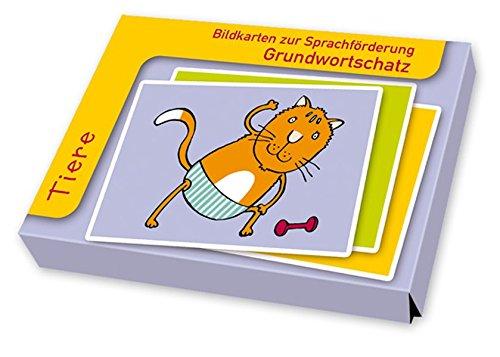 Tiere (Bildkarten zur Sprachförderung)