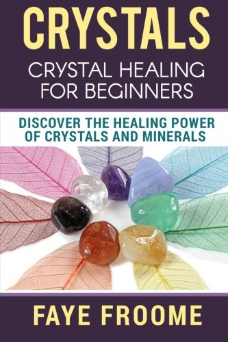 Crystals Beginners Discover Minerals Alternative product image