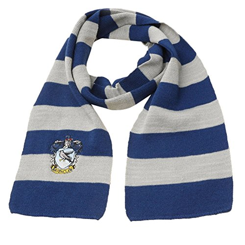 Ravenclaw House Scarf (Harry Potter Ravenclaw House Knit)
