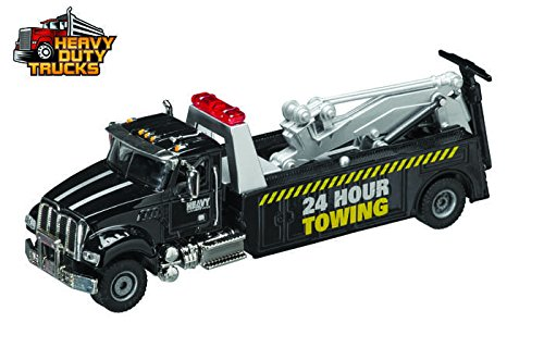 heavy duty tow truck - 1