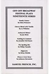 Off-off Broadway festival plays: 19th Series Paperback