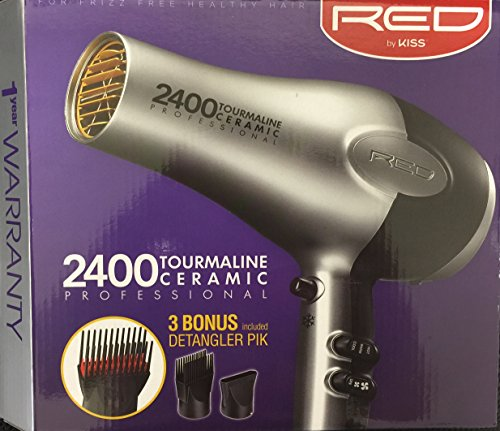 RED Kiss 2400 Tourmaline Blow Dryer