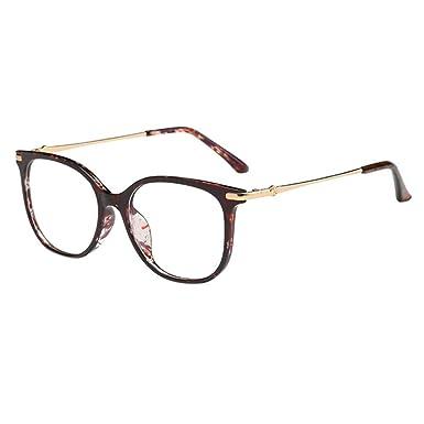 Deylaying Poids léger TR90 Petite vue Distance Myopie Eyewear Gros Cadre  Cru Myope Des lunettes -1.0~-6.0 (Ces sont pas lunettes de lecture)   Amazon.fr  ... c67fccb4edb