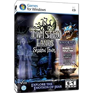 Twisted Lands: Shadow Town - Bonus Edition