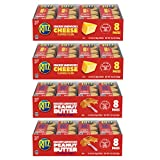RITZ Peanut Butter Sandwich Cracker Snacks and