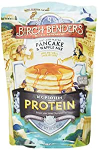 Birch Benders Pancake and Waffle Mix, Protein, 16 oz