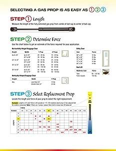RV Designer, Gas Prop Struts, Door Support Shocks, Exterior Hardware by RV Designer