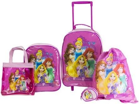 Disney Princess Sambro Trolley Bag
