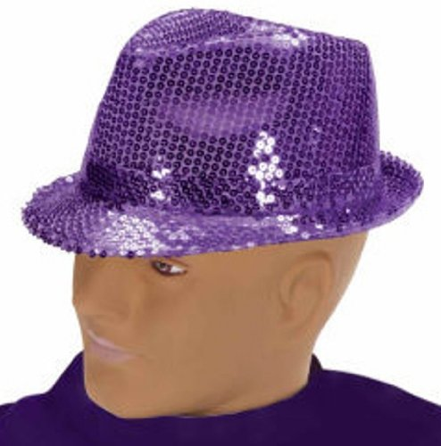 Forum Mardi Gras Costume Party Accessory, Purple, One (Male Mardi Gras Costumes)