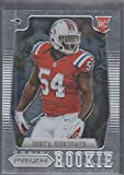 2012 Panini Prizm Dont'a Hightower Patriots Rookie Football Card #257