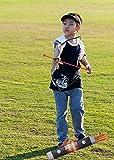 Ninja Weapon Set for Kids - 10 pc Set - Bow and