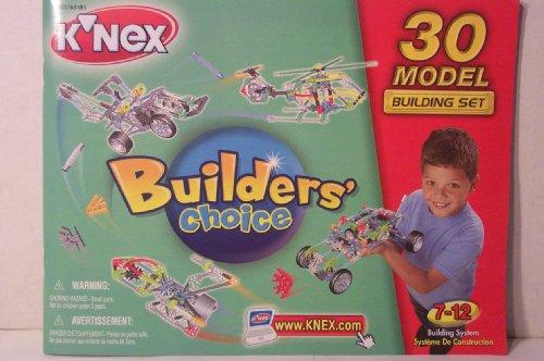 Builders' Choice - 30 Model Building Set