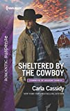 Sheltered by the Cowboy (Cowboys of Holiday Ranch) by  Carla Cassidy in stock, buy online here