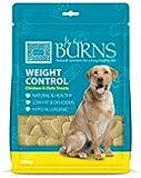 Burns Weight Control Treats 200g Chicken & Oats Dog Treats