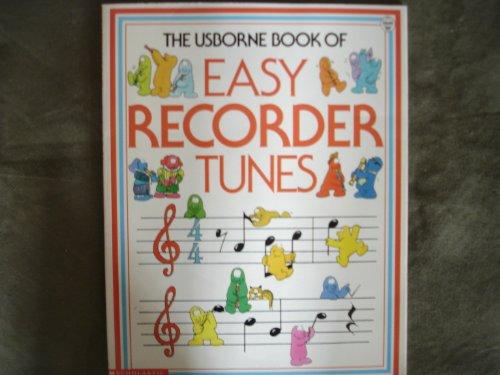 The Usborne Book of Easy Recorder Tunes