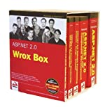 img - for ASP.NET 2.0 Wrox Box: Professional ASP.NET 2.0 Special Edition, ASP.NET 2.0 Website Programming Problem-Design-Solution, Professional ASP.NET 2.0 ... and ASP.NET 2.0 MVP Hacks and Tips book / textbook / text book