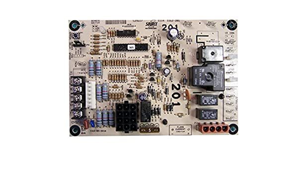 York Furnace Control Board 031-01250-000 031-01266-000