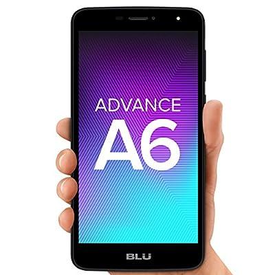 BLU Advance Factory Unlocked Phone - 8 GB - Black (U.S Warranty) by Blu