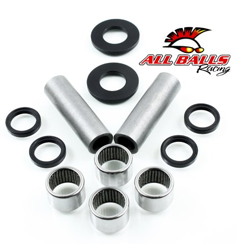 All Balls Swing Arm Bearing Kit Replacement For 2003-2007 Polaris Predator 500 Manufacturer Part Number: 28-1134-AD, Stock Photo - Actual parts may vary.