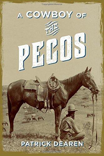 Read Online A Cowboy of the Pecos ebook