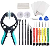 Kaisi Electronics Screen Opening Tool Kit Cellphone Suction Cup Pliers Repair Kit Compatible for iPhone, iPad, iMac, Laptops, Tablets and More Screen Opener