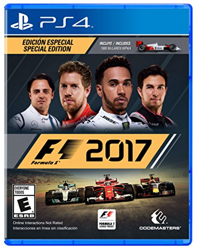 F1 2017- PlayStation 4 - Standard Edition
