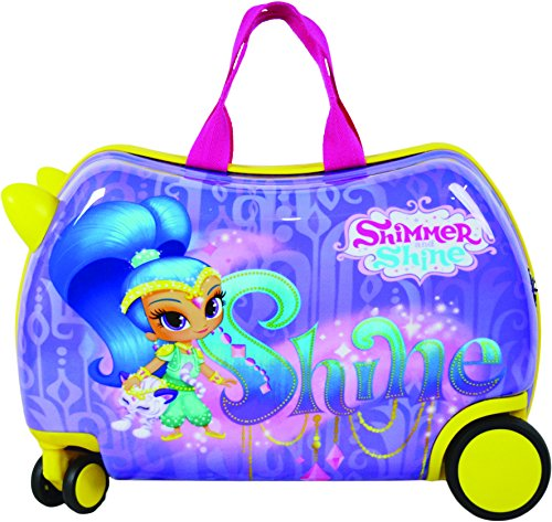 Nickelodeon Shimmer And Shine Kids Carryon Luggage 20