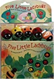 Five Little Ladybugs, Melanie Gerth, 1581175000