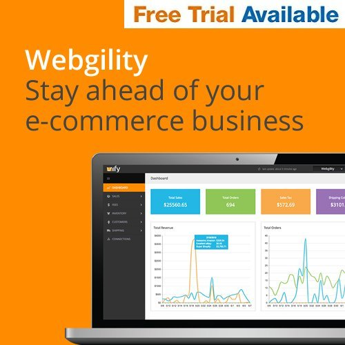 Unify: Accounting e-Commerce Integration Software | Free Trial Available by Webgility