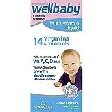 (3 PACK) - Vitabiotics Wellkid Baby & Infant   150ml   3 PACK - SUPER SAVER - SAVE MONEY