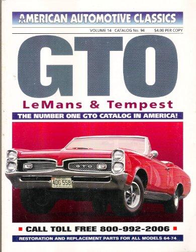 Gto Restoration Parts - 4