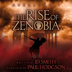 The Rise of Zenobia Audiobook
