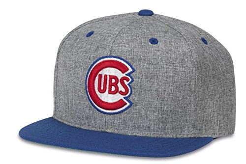 Cubs Wool Jacket Chicago - American Needle MLB Chicago Cubs Static Adjustable Hat Cap