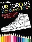 Air Jordan Coloring Book: Midnight Edition