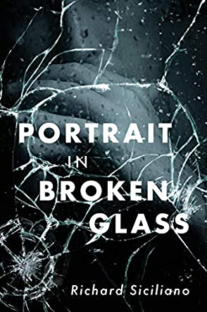 Portrait In Broken Glass
