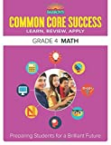 img - for Barron's Common Core Success Grade 4 Math: Preparing Students for a Brilliant Future book / textbook / text book