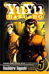 YuYu Hakusho, Vol. 5: Focus Your Mind As One!