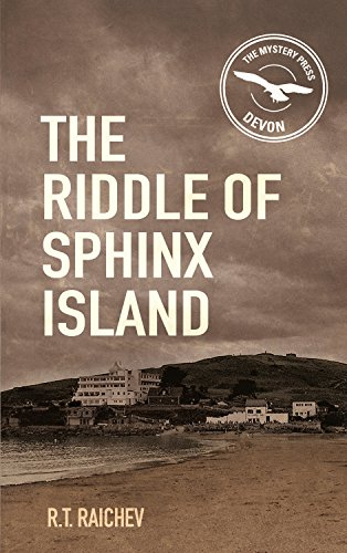 Riddle of Sphinx Island (An Antonia Darcy and Major Payne Mystery Book 8)