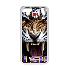 Warm-Dog LSU Tigers Cell Phone Case for Iphone 5C